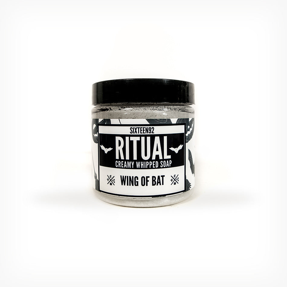 RITUAL Whipped Soap - Falloween Collection
