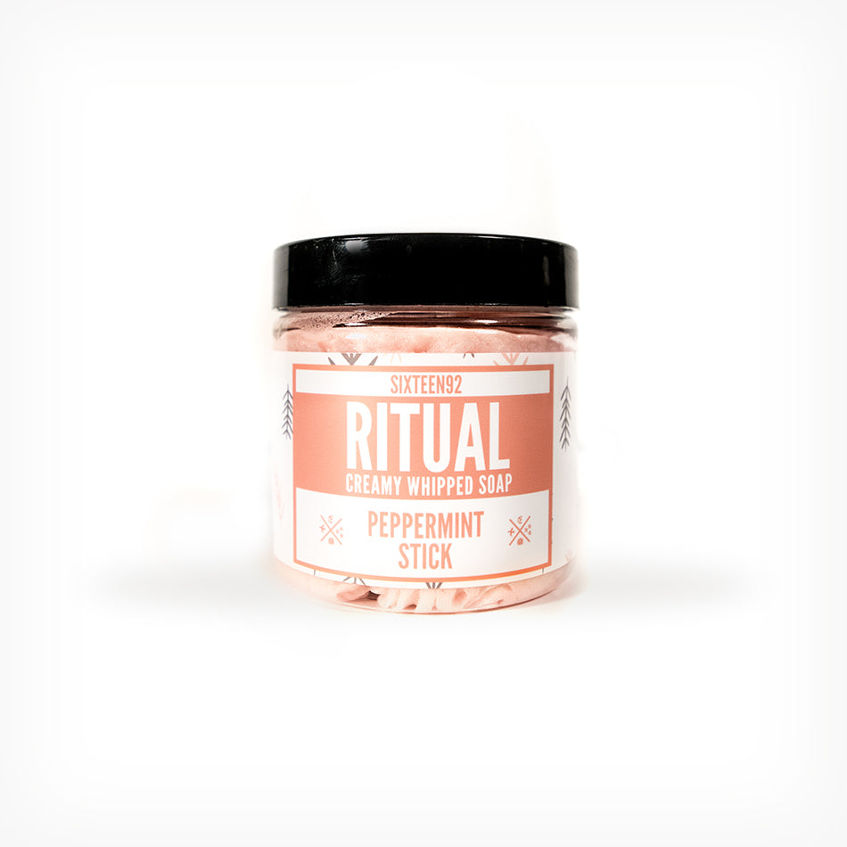 RITUAL Whipped Soap - Holiday 2019 Collection