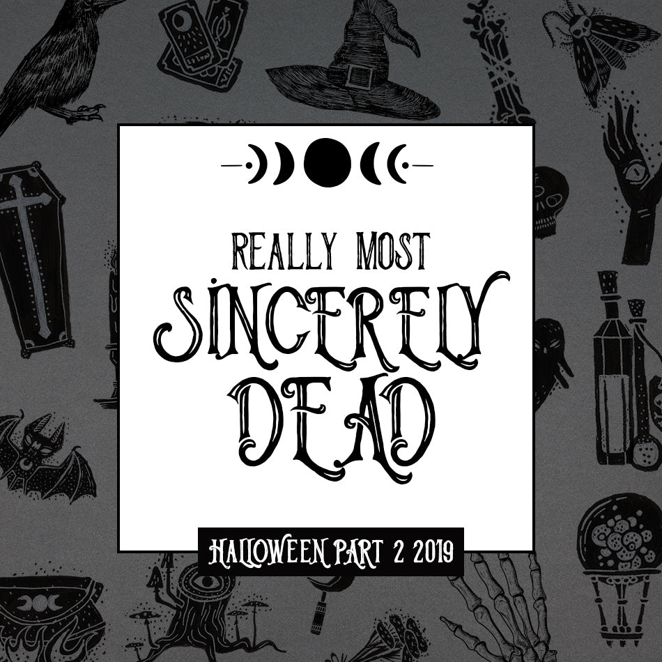 Really Most Sincerely Dead - RESURRECTION Pre-Order