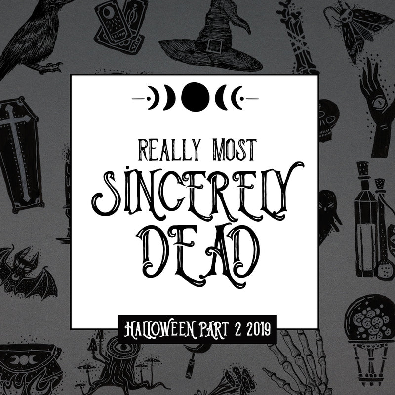 Halloween Part 2  - Really Most Sincerely Dead