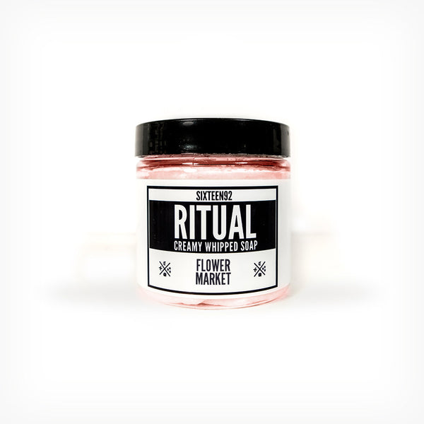 RITUAL Whipped Soap - Spring Collection