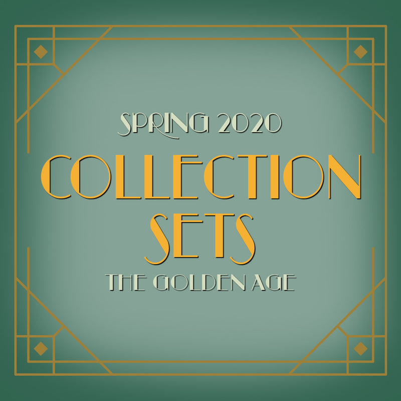 Spring 2020 Collection Sets
