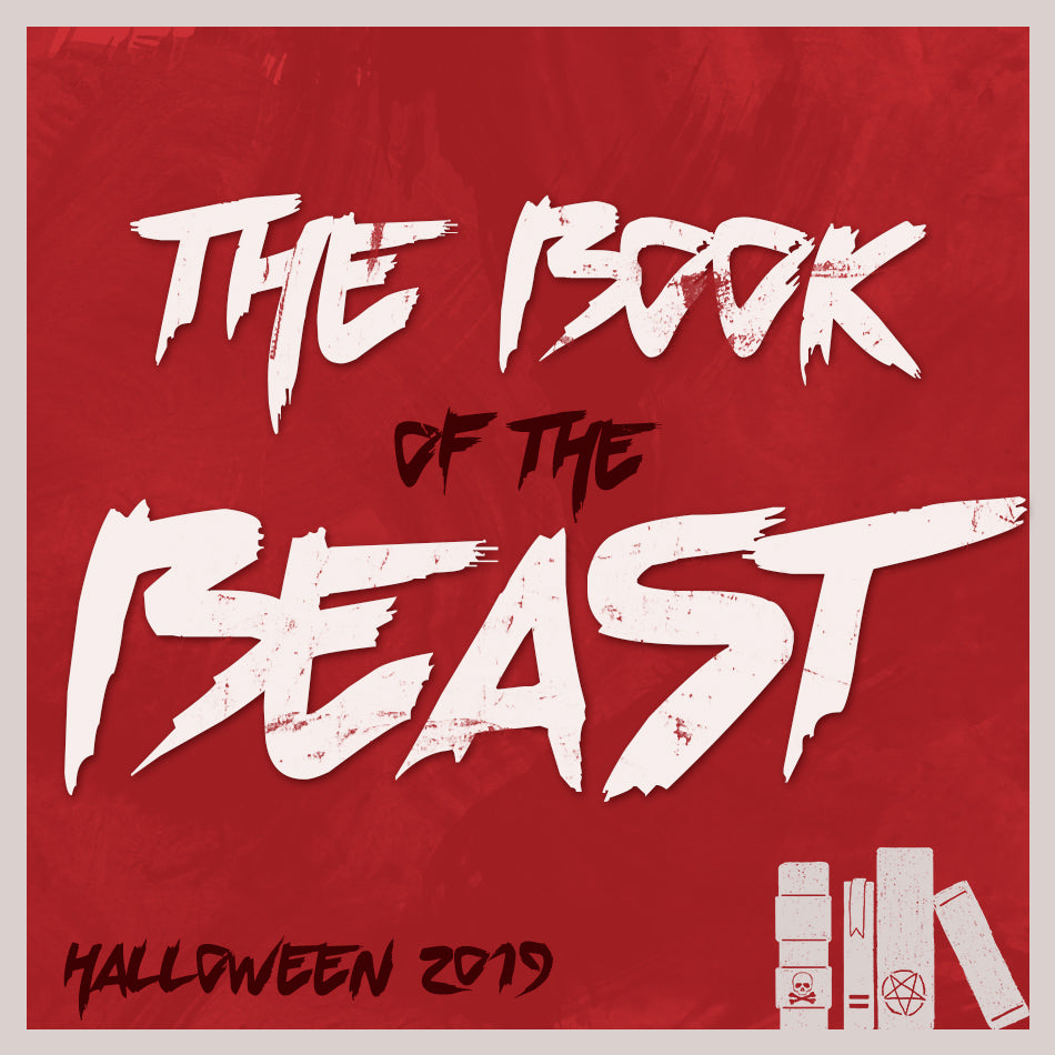 Halloween 2019 - The Book of the Beast