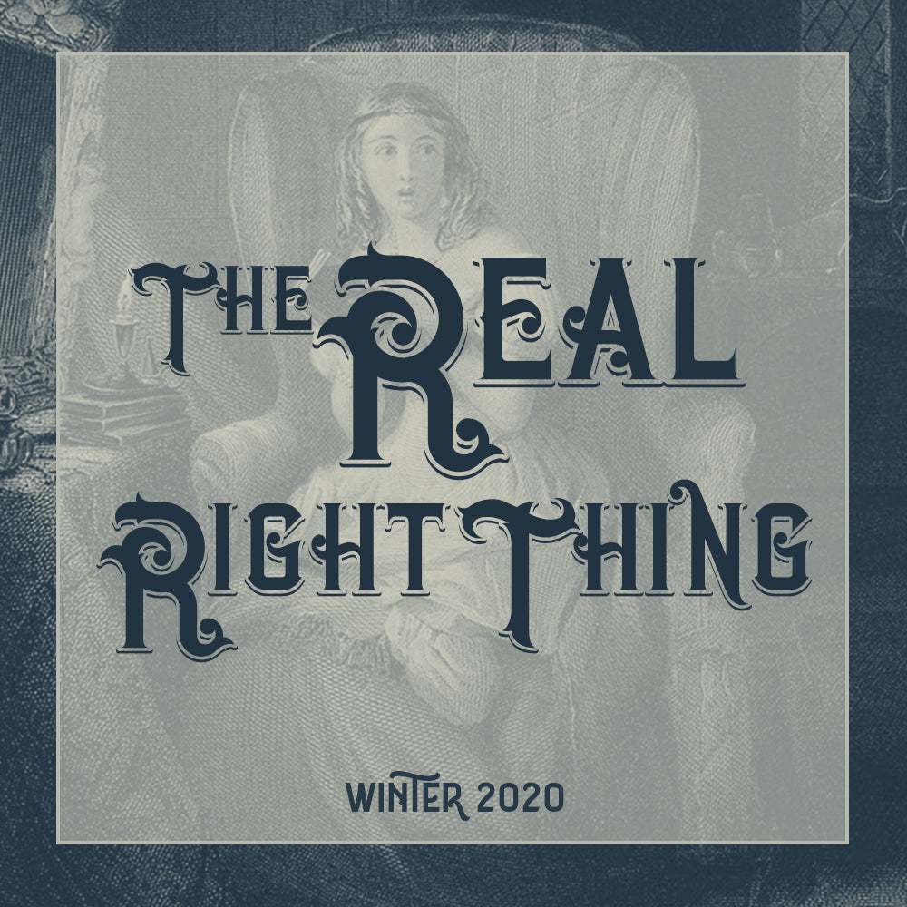 Winter 2020 - The Real Right Thing