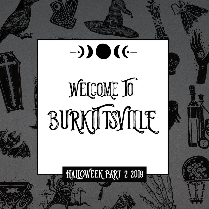 Halloween Part 2  - Welcome To Burkittsville (premium)