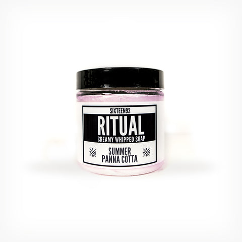 RITUAL Whipped Soap - Summer Gelateria Collection