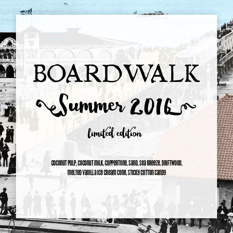 Summer Part 2 - Boardwalk