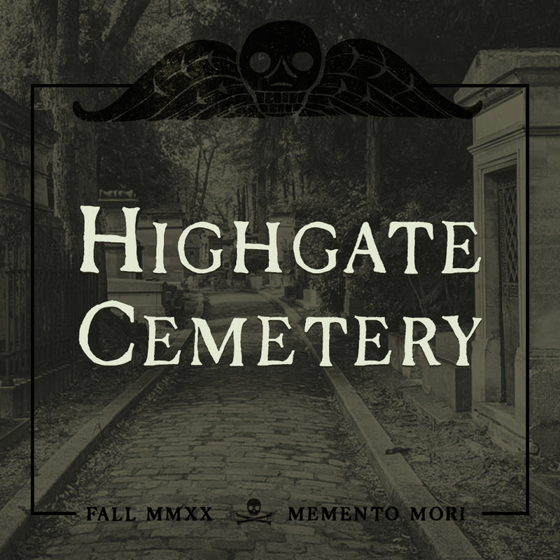 Fall 2020 - Highgate Cemetery