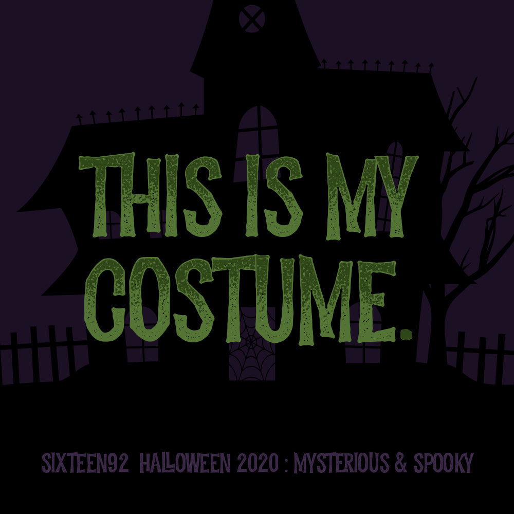 Halloween 2020 - This Is My Costume