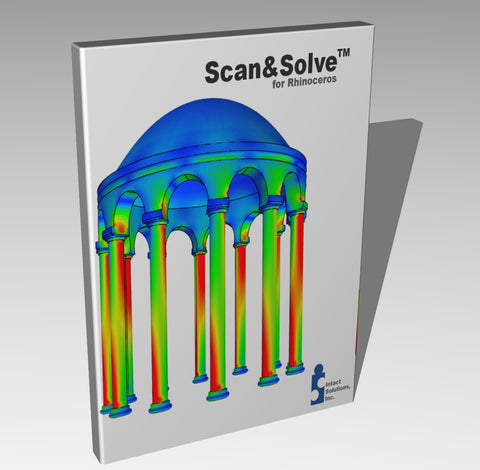 Scan&Solve™ 2014 for Rhino UPGRADE Academic Single License