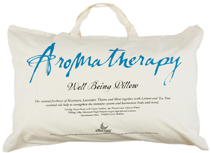 Ellis Fibre Aromatherapy Wellbeing Pillow - MADE IN NZ