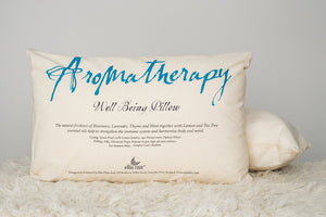 Aromatherapy Wellbeing Pillow - MADE IN NZ