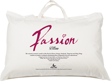 Ellis Fibre Passion Pillow - MADE IN NZ