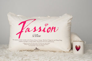 Passion Pillow - MADE IN NZ