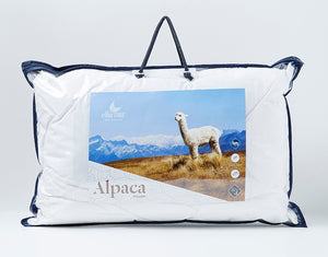 Alpaca Luxury Pillow -  Made in NZ