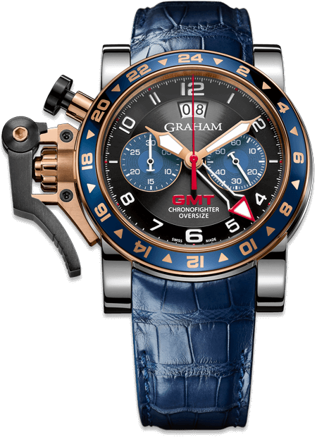 Chronofighter GMT
