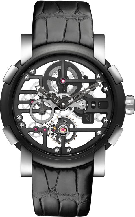 Romain Jerome Skylab 44 Speed Metal
