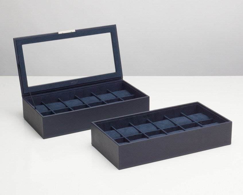Accessories - Stackable Set Of 2-12 Piece Trays