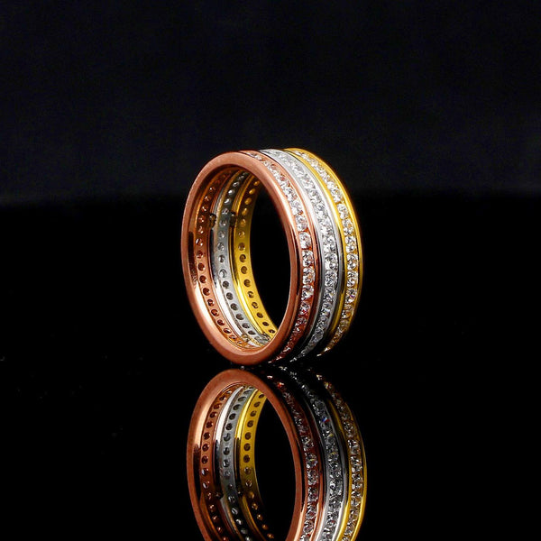 Jewellery - Triple Fusion Band