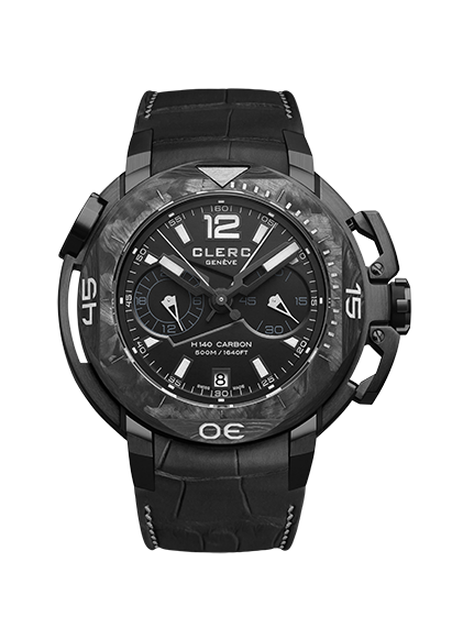 Hydroscaph Central Chronograph Carbon