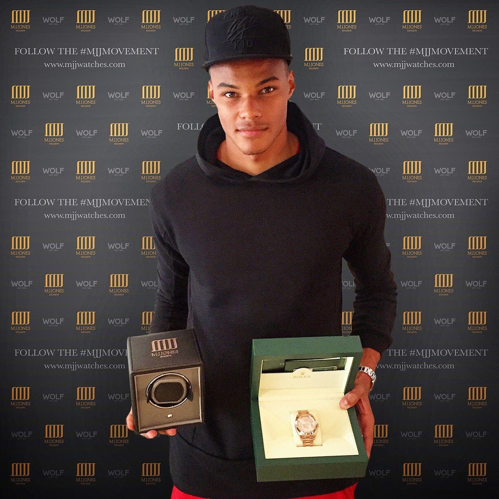 VIP Clients - Tyrone Mings