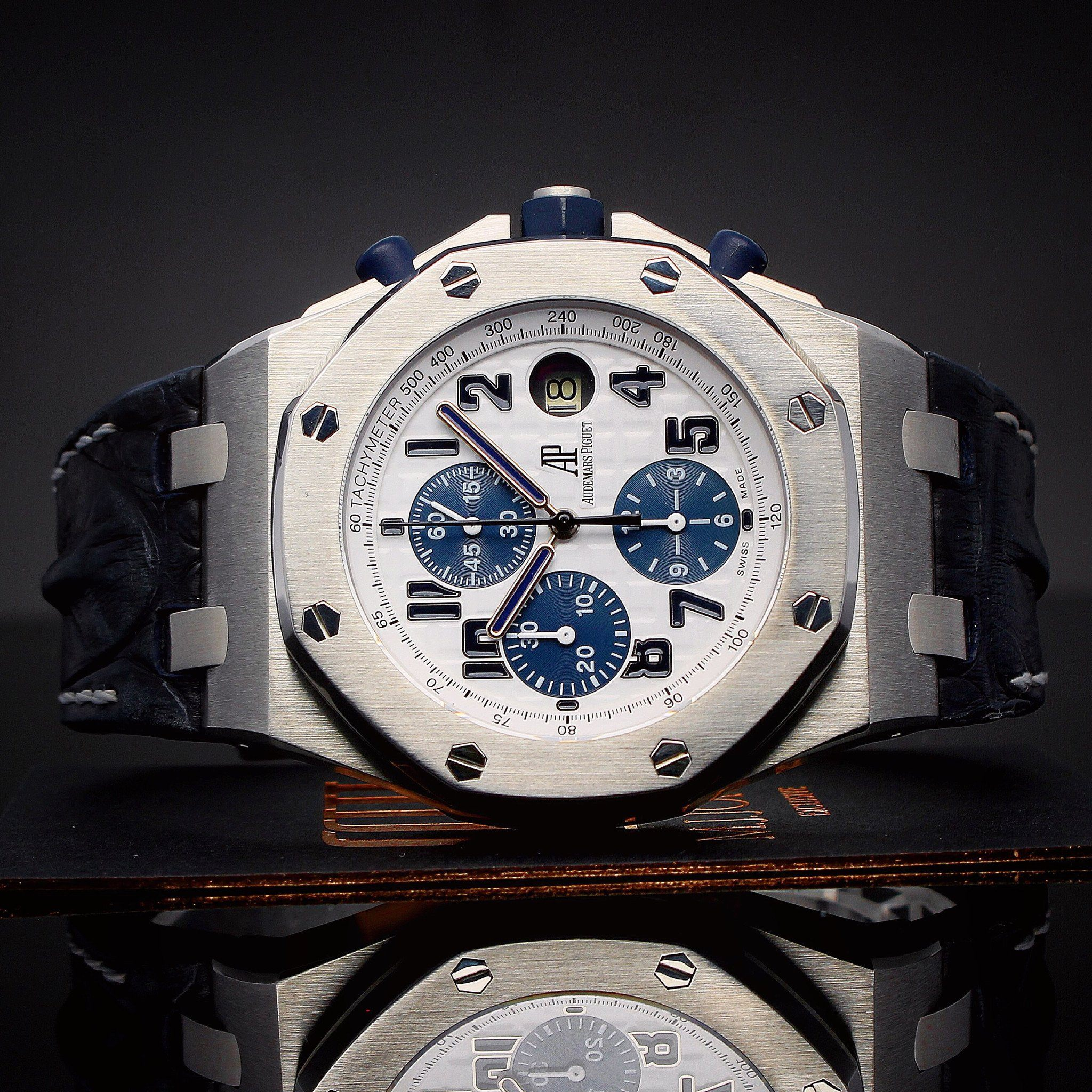 Audemars Piguet Royal Oak Offshore Navy replica