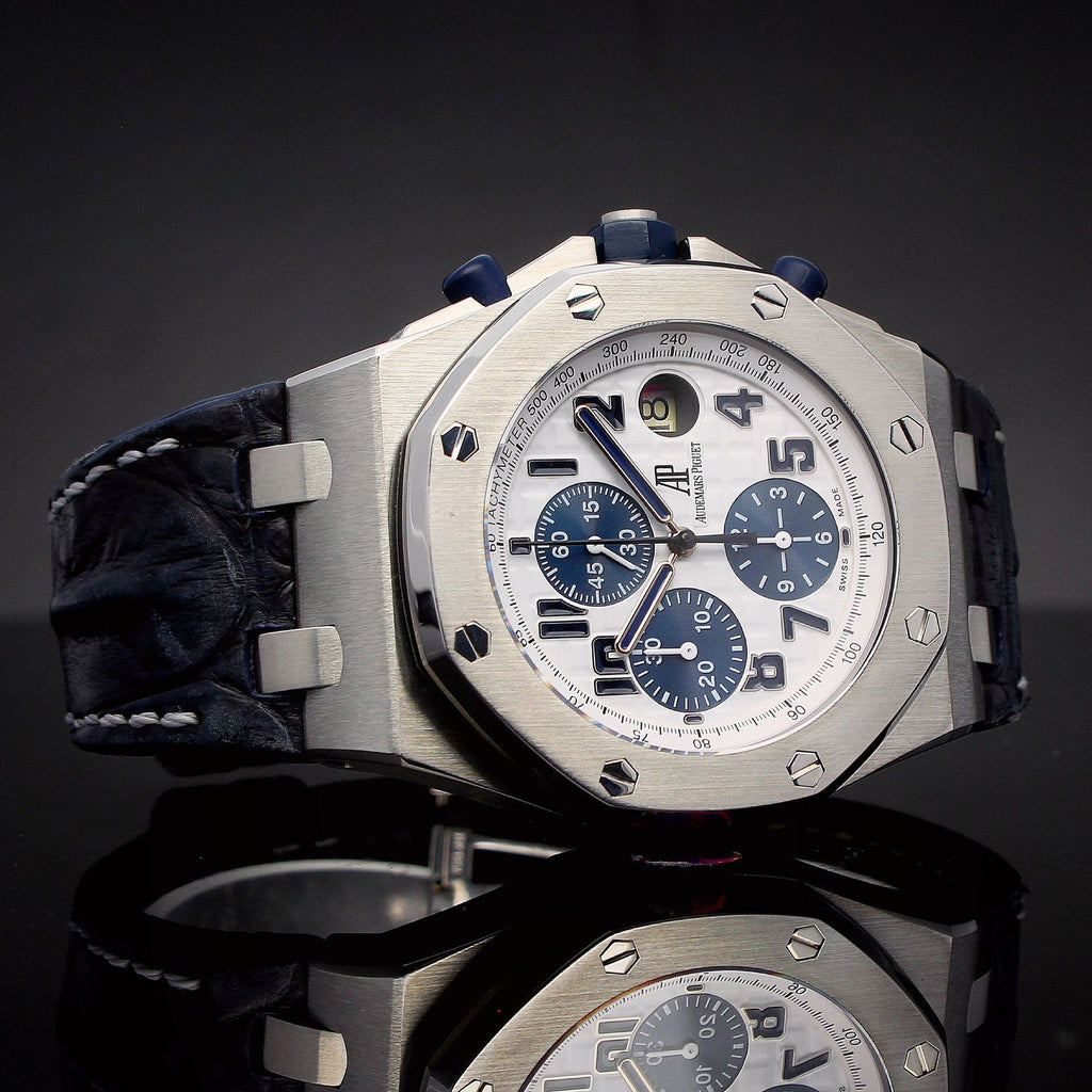 AP Royal Oak Offshore Chronograph copy watches 26170ST.OO.D305CR.01