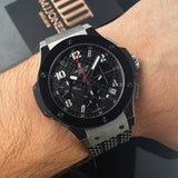 Watches - Hublot Big Bang Black Ceramic