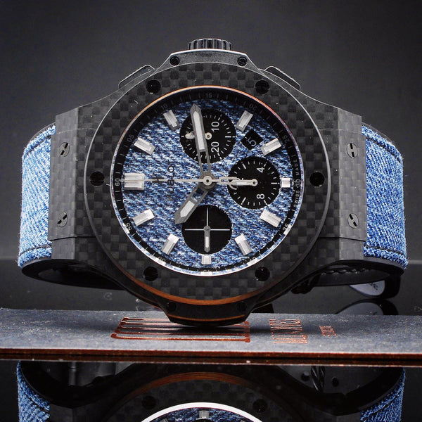 Watches - Hublot Big Bang Carbon Jeans