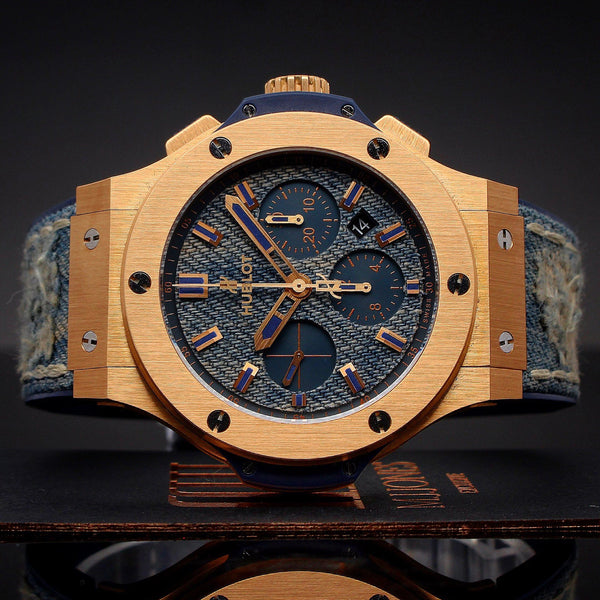 Watches - Hublot Big Bang King Gold Jeans