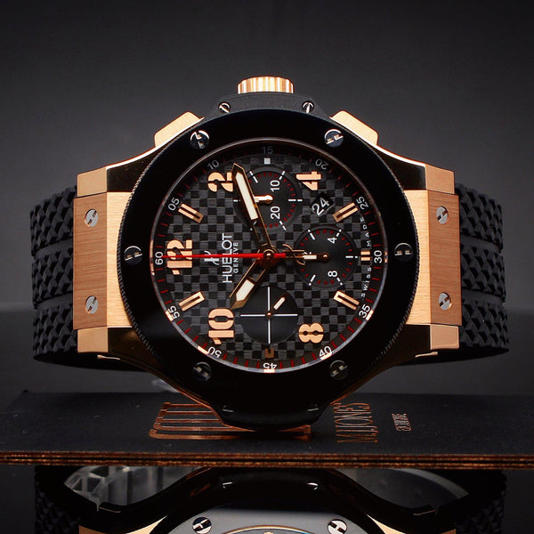 Watches - Hublot Big Bang Rose Gold Ceramic