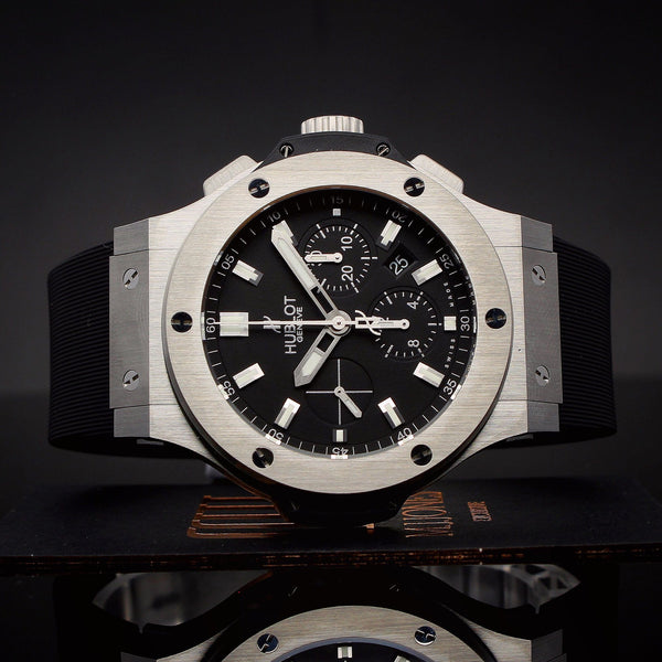 Watches - Hublot Big Bang Steel
