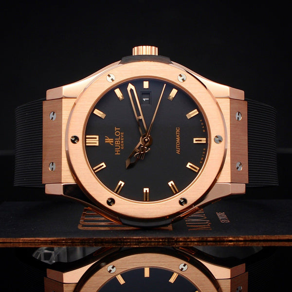 Watches - Hublot Classic Fusion