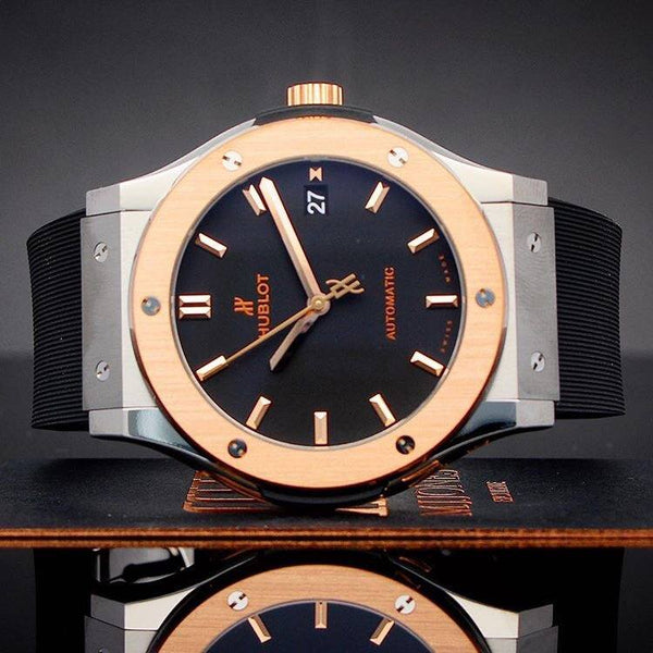 Watches - Hublot Classic Fusion Bi-Metal