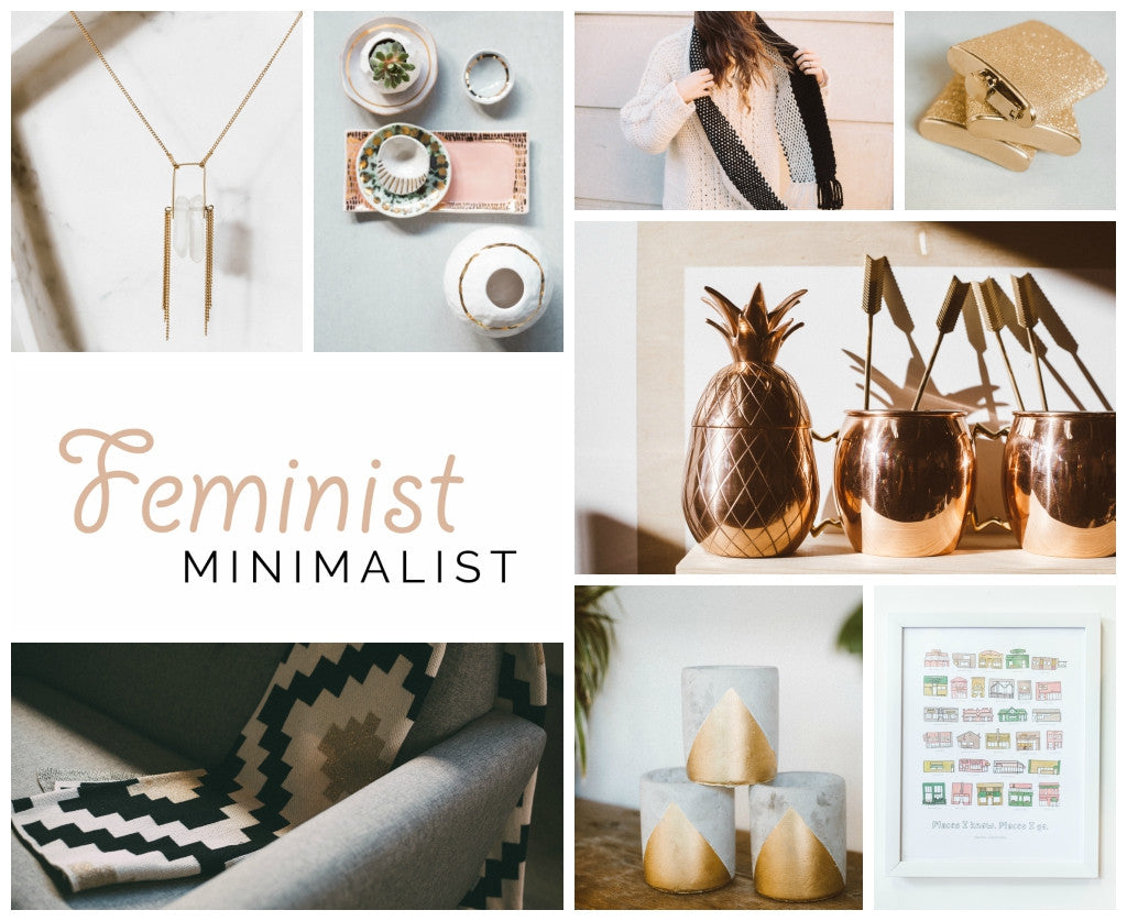 hutch 2016 Holiday Gift Guide: Feminist Minimalist