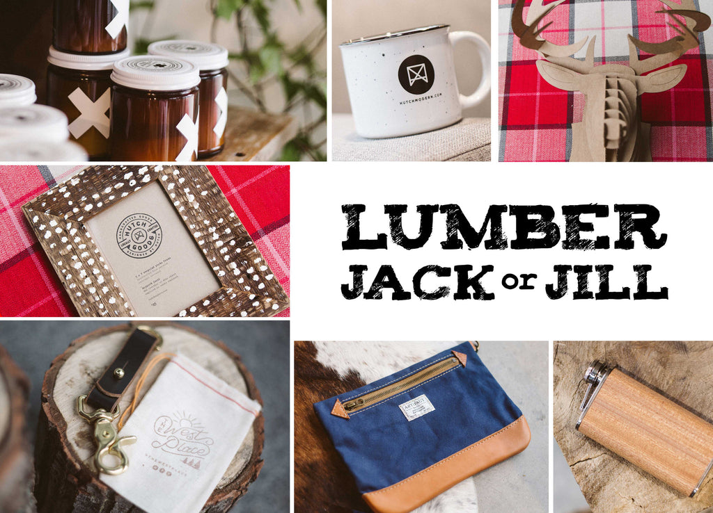 hutch 2016 Holiday Gift Guide: Lumber Jack or Jill