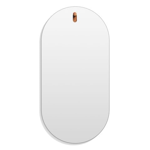 Blu Dot Hang 1 Capsule Mirror