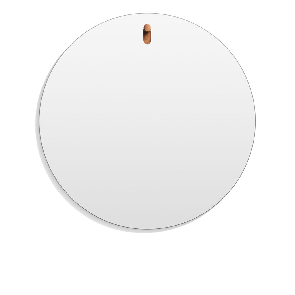 Blu Dot Hang 1 Round Mirror