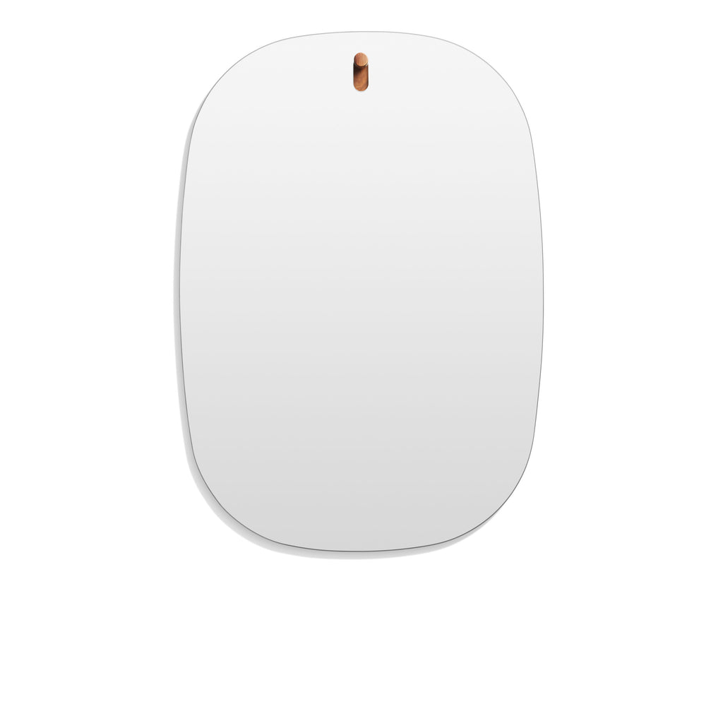 Blu Dot Hang 1 Swoval Mirror