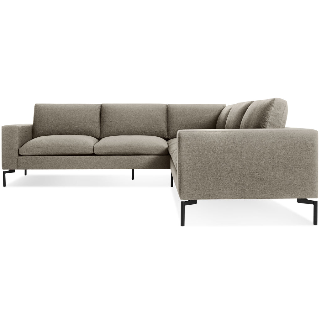 Blu Dot New Standard Right Sectional Sofa - Small