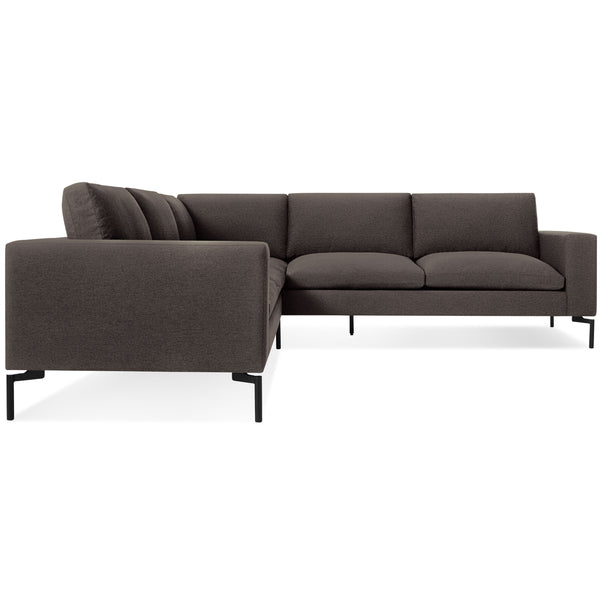 Blu Dot New Standard Left Sectional Sofa Small Hutch