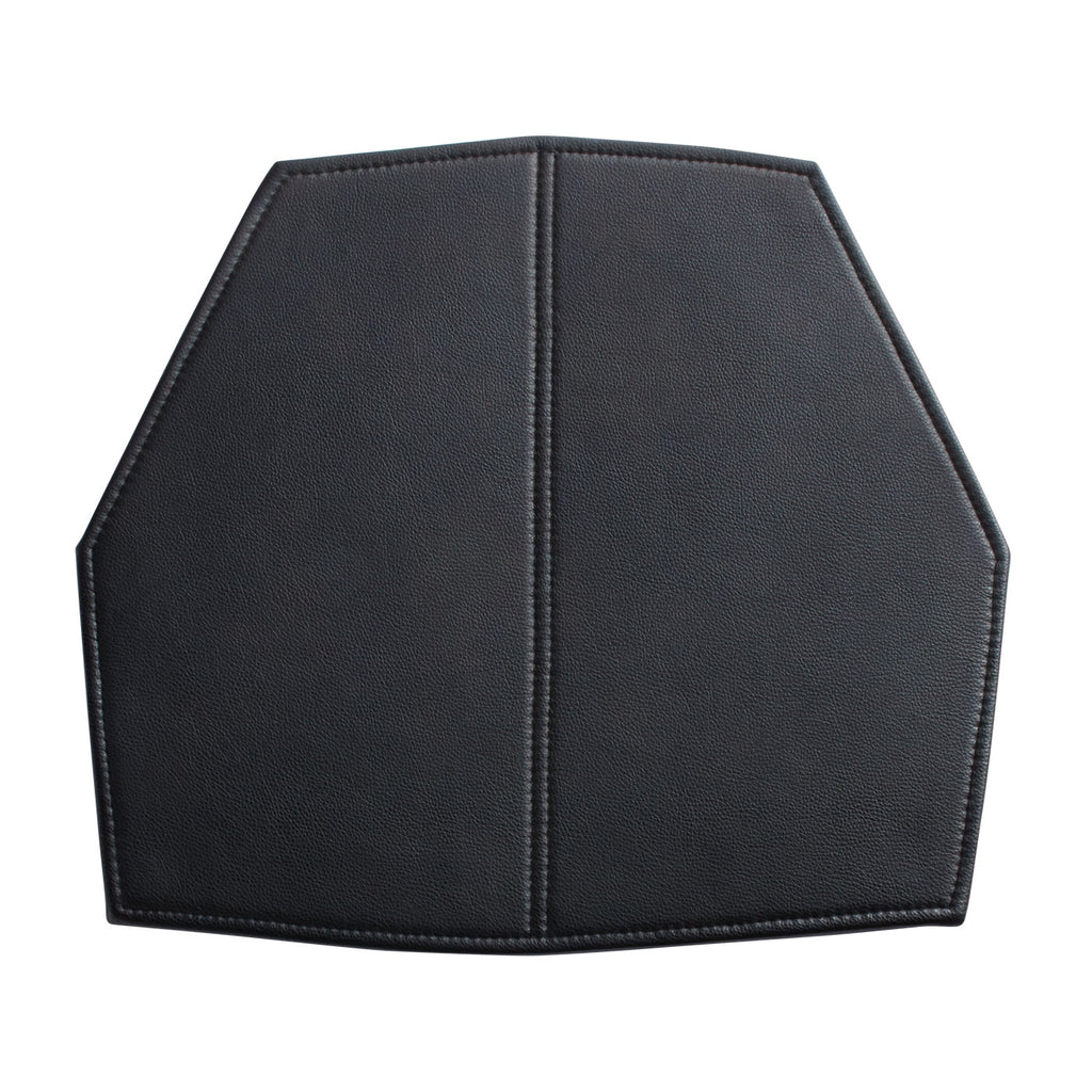 Blu Dot Real Good Leather Stool Pad