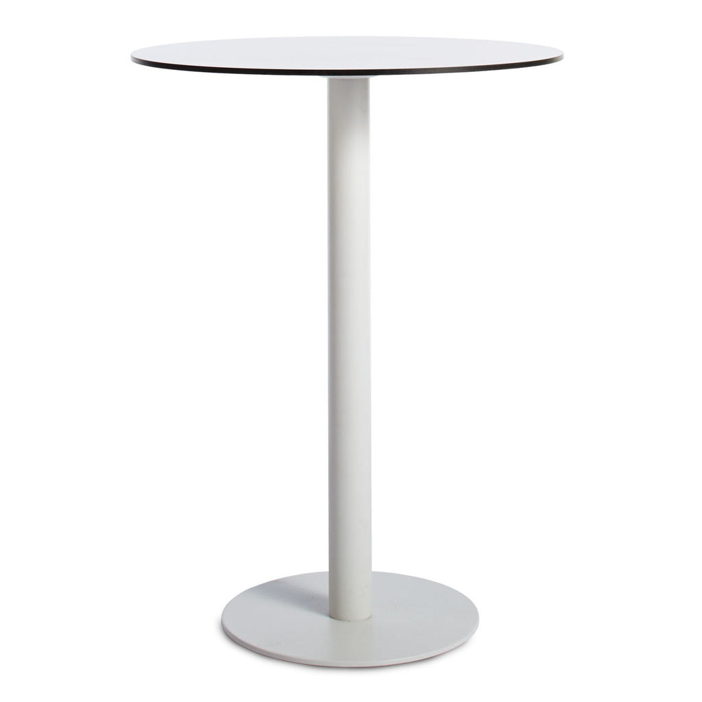 Blu Dot Skiff Outdoor Bar Height Table