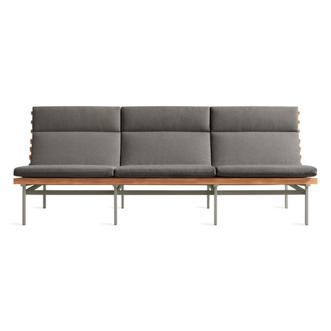 Blu Dot Perch Outdoor 3 Seat Sofa