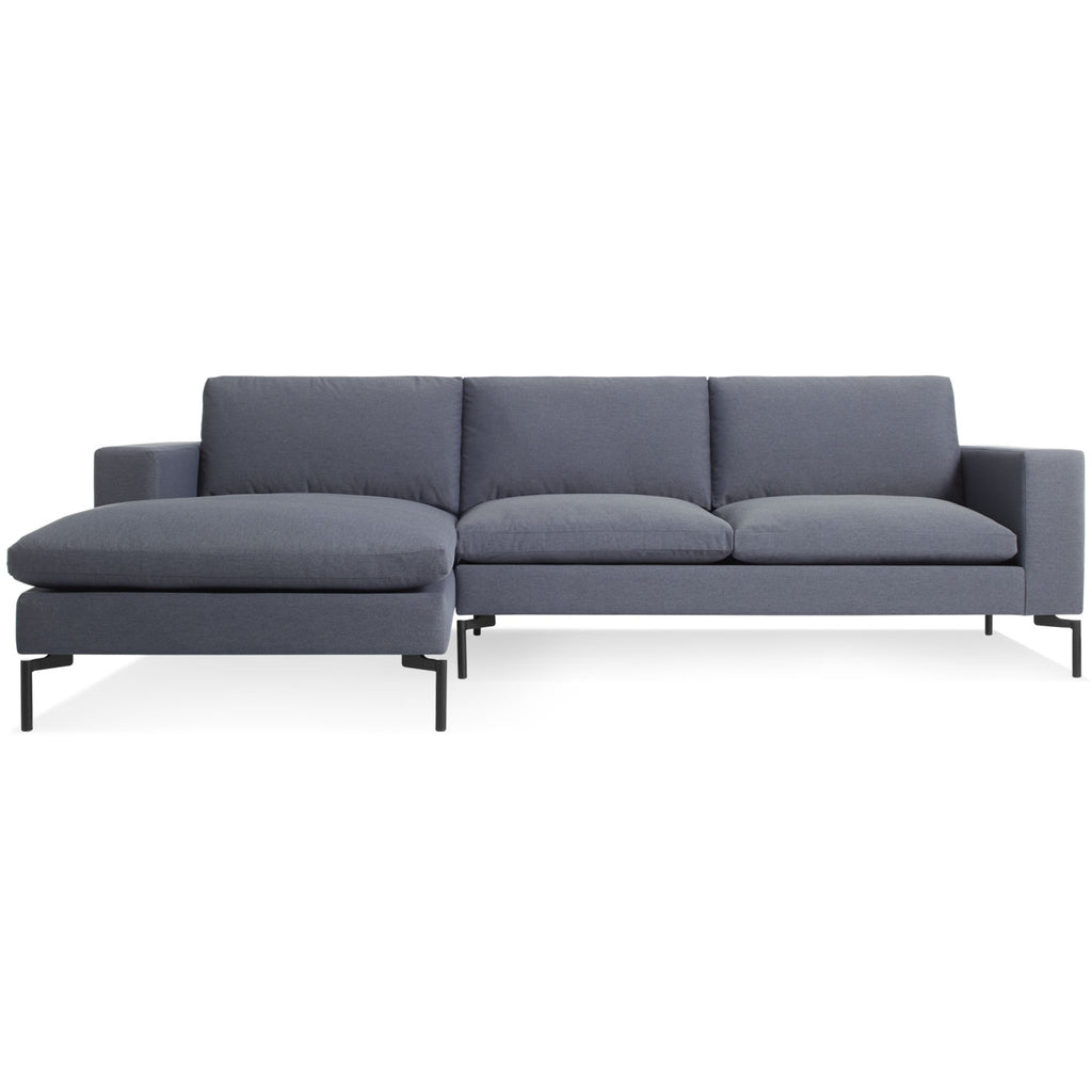 Blu Dot New Standard Sofa w/ Left Arm Chaise