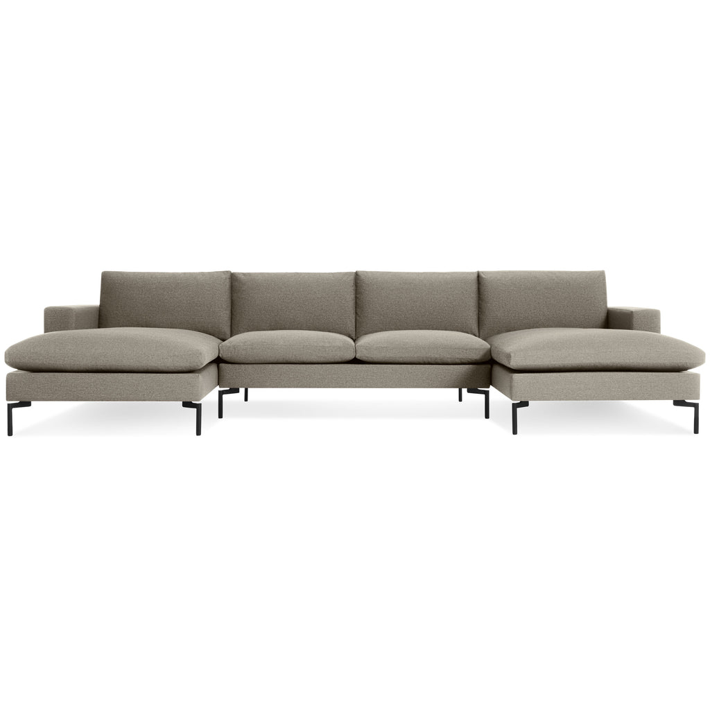 Blu Dot New Standard U-Shaped Sectional Sofa