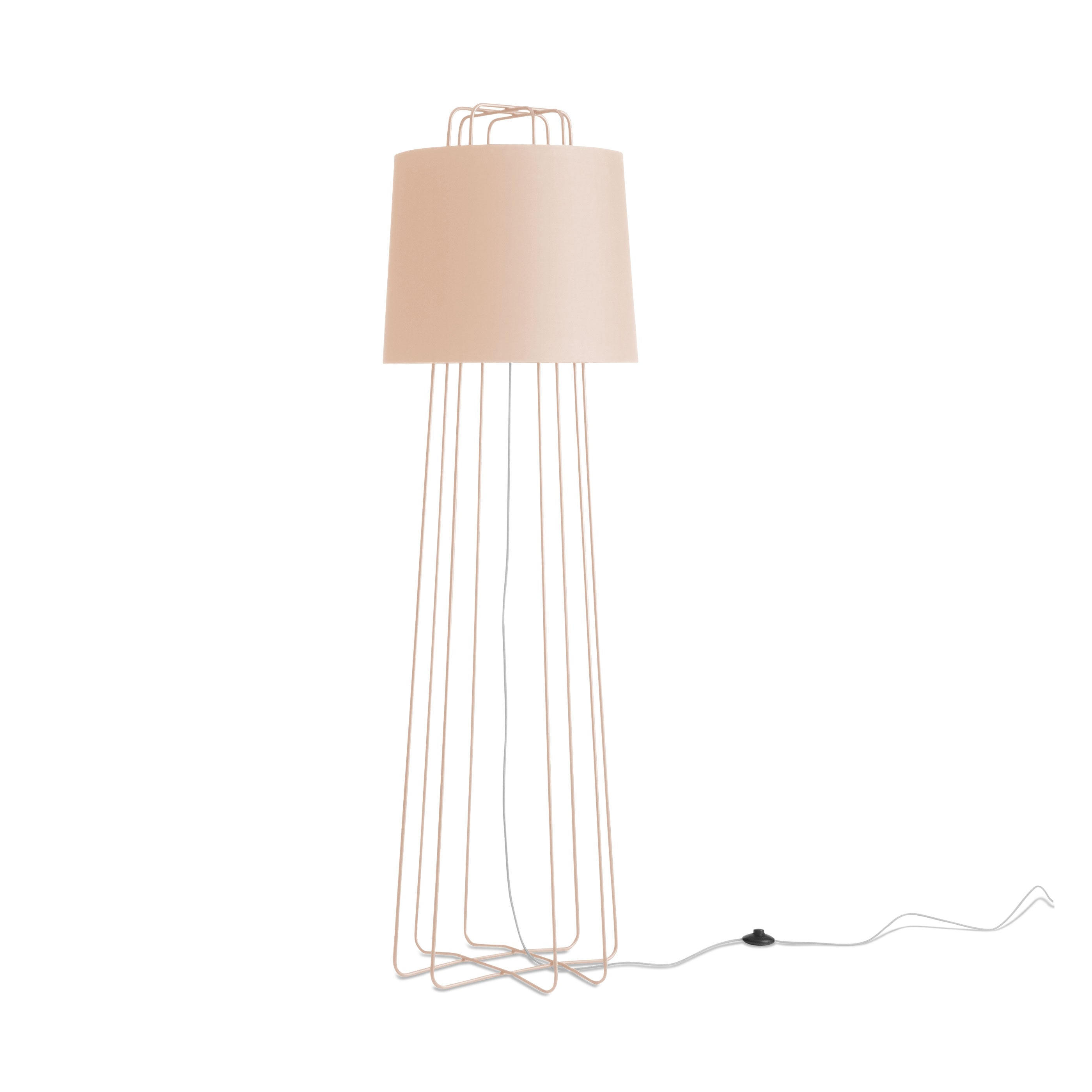 Perimeter Floor Lamp – Hutch Modern Vintage and Locally Crafted