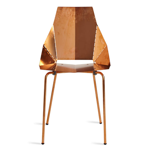 Blu Dot Real Good Chair - Copper