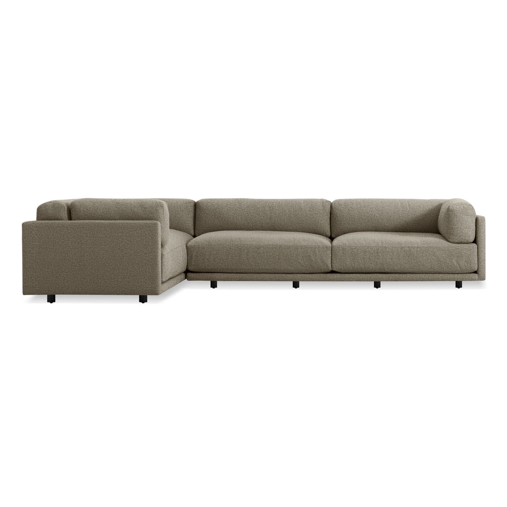 Blu Dot Sunday Right L Sectional Sofa
