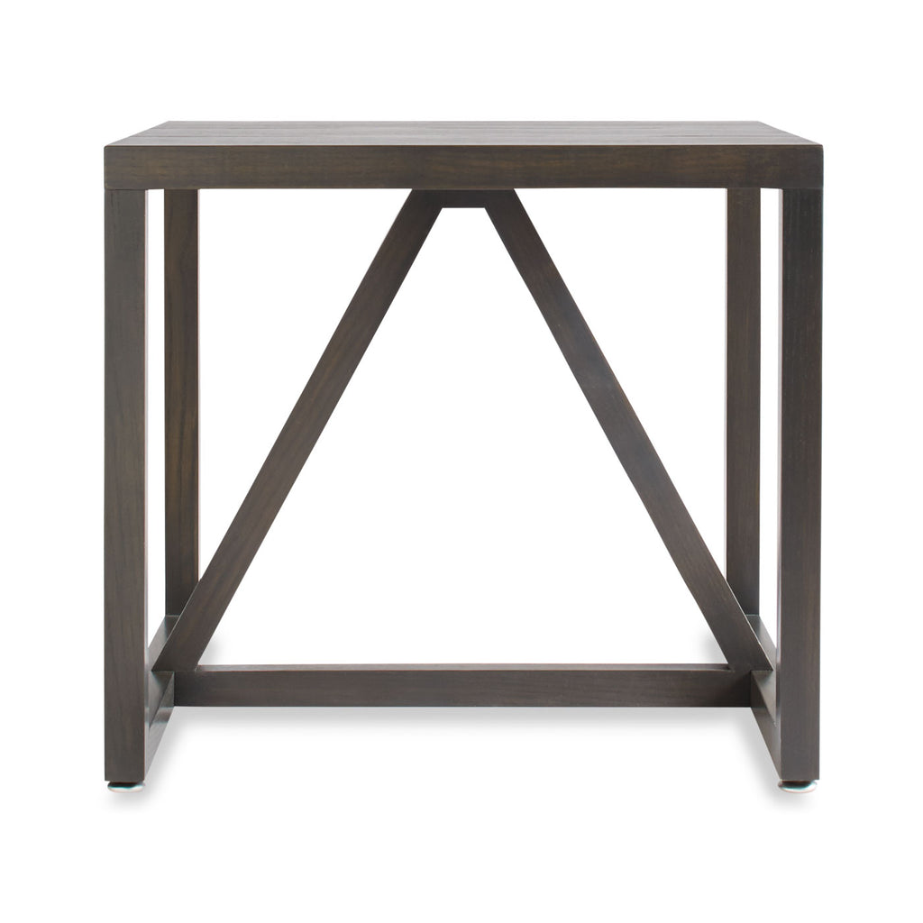 Blu Dot Strut Wood Side Table